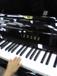 ピアノを買った