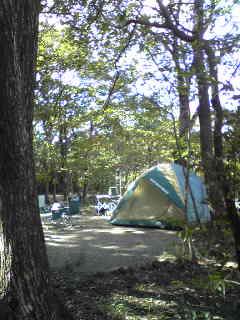 那須でキャンプ